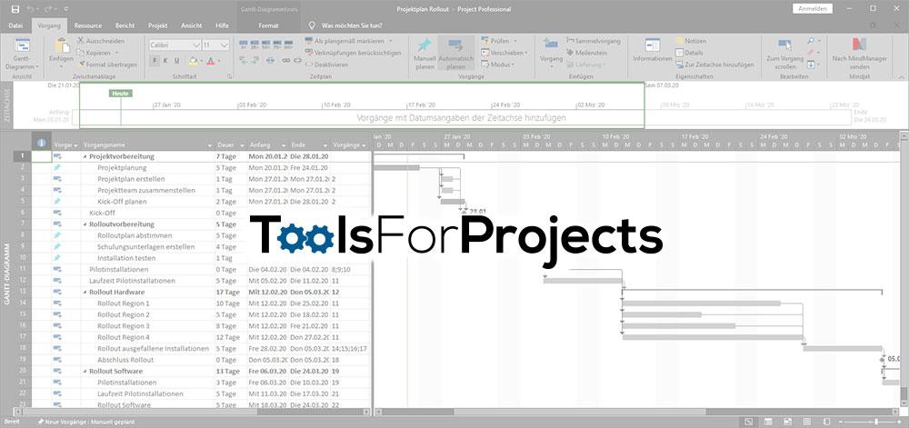 ToolsForProjects Startseitenbild-leistungen